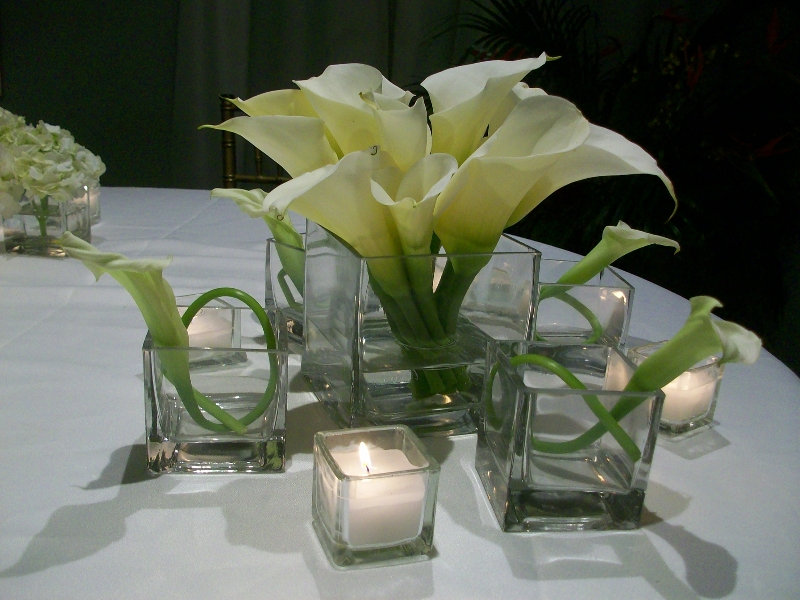 Perfect wedding centerpiece